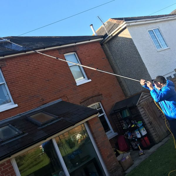 velux window cleaning Bournemouth