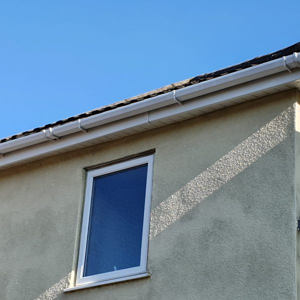 gutter cleaning Bournemouth - after