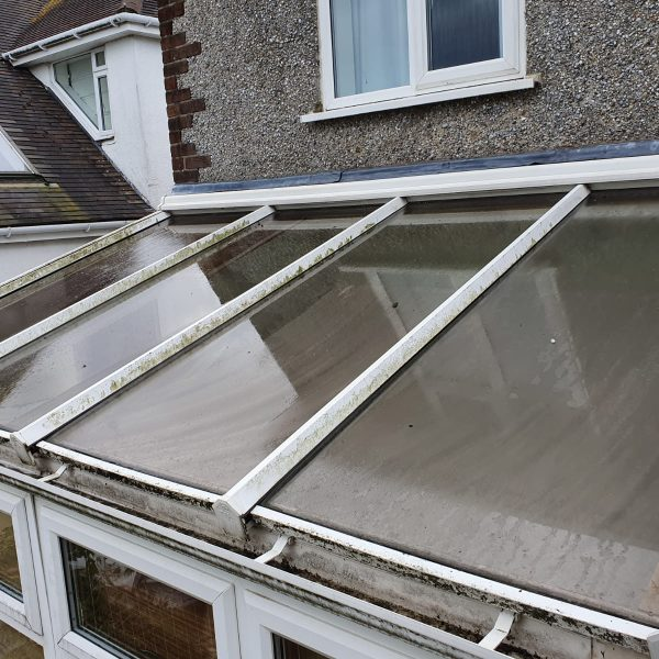 window and conservatory cleaning Bournemouth