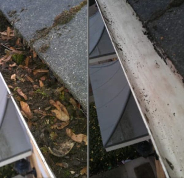 gutter cleaning Bournemouth, Poole & Christchurch